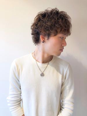 錦糸町Lond 武井俊樹スタイリングが1分☆時短パーマ『バブルマッシュパーマ』