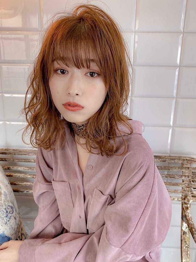 錦糸町Lond 武井俊樹ミディアム人気No.1スタイル『愛されちゃう♡モテミディ』