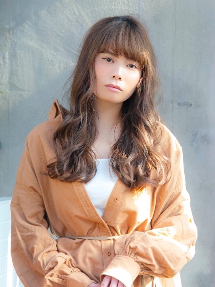 錦糸町Lond 武井俊樹ロングヘアオススメ☆外国人風フォギージュ☆