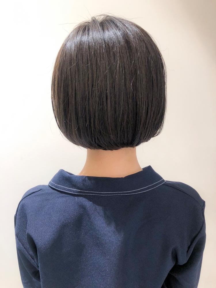 錦糸町Lond武井俊樹リアルお客様スタイル☆『ストレートワンレンボブ』