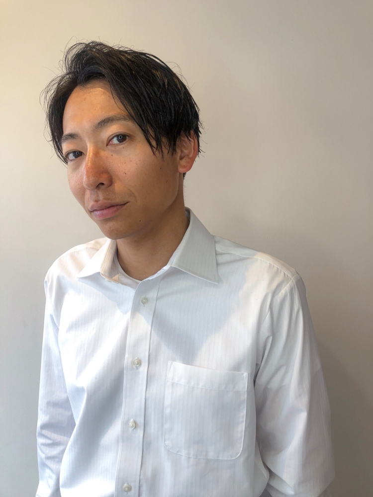 錦糸町Lond武井俊樹社会人オススメ!『爽やかナチュラルマッシュ』