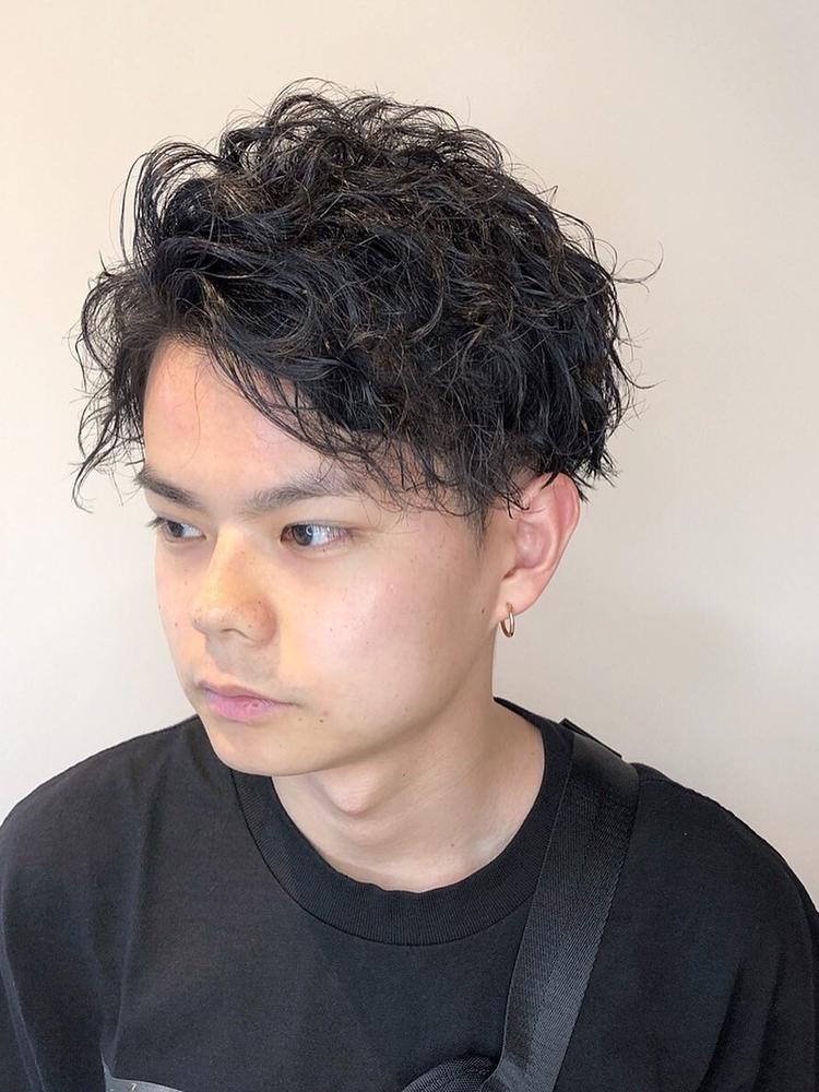 錦糸町Lond武井俊樹ストリート系パーマがカッコいい☆『ナチュラルスパイラルツイスト』