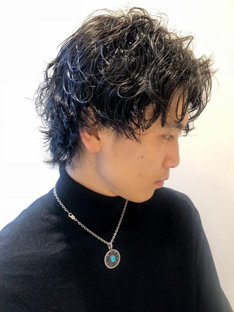 錦糸町Lond武井俊樹『エロ髪ウルフショート』