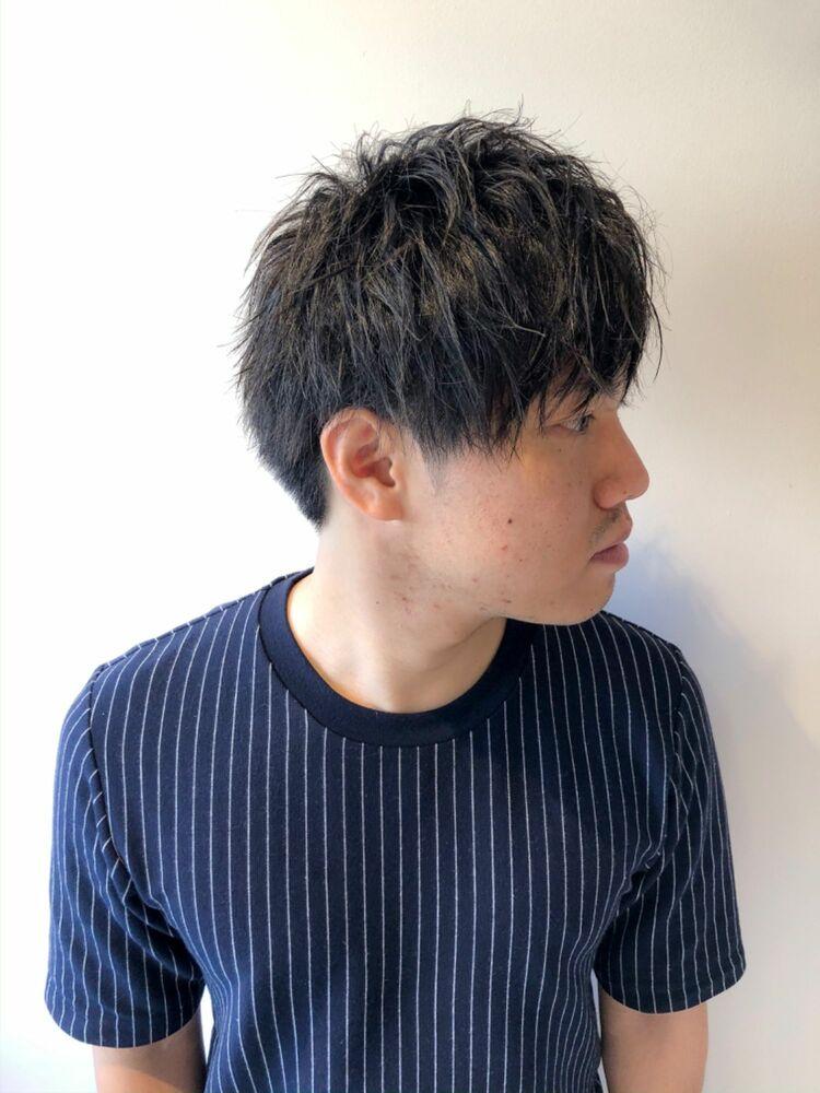 錦糸町Lond武井俊樹社会人向け☆『爽やか系ショートマッシュ』