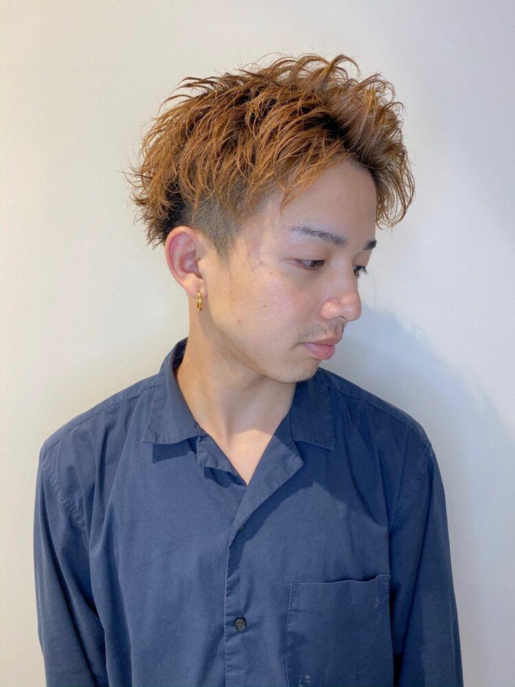 錦糸町Lond武井俊樹大人の色気が◎『セクシーパーマショート』
