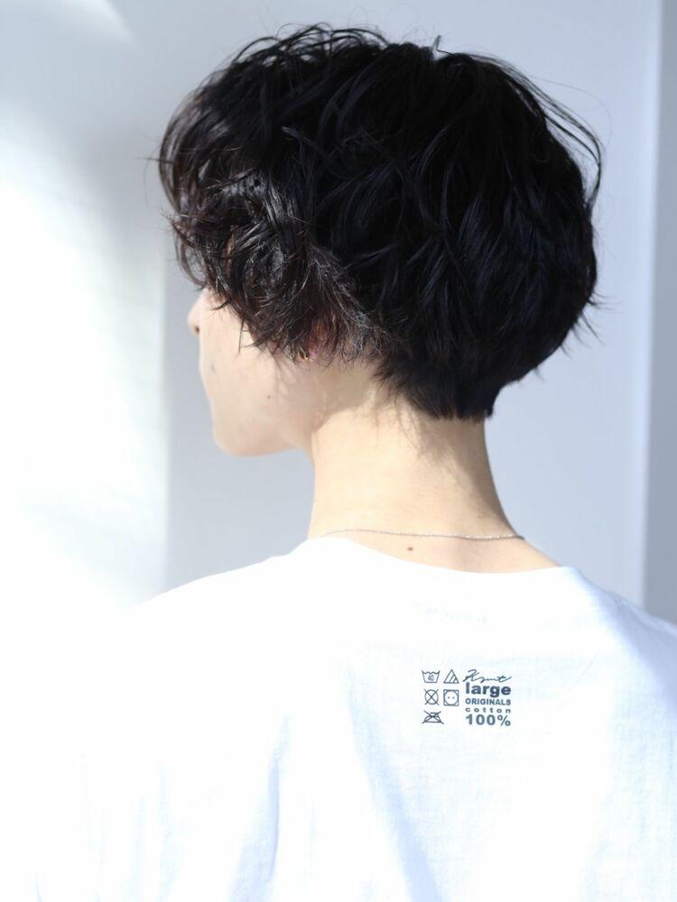 長めのスタイルにしたい人お勧めミディアムヘア