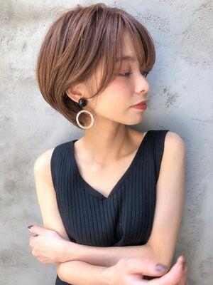 kyli表参道 金子颯汰*オトナ女性の朝ラクおしゃれボブ