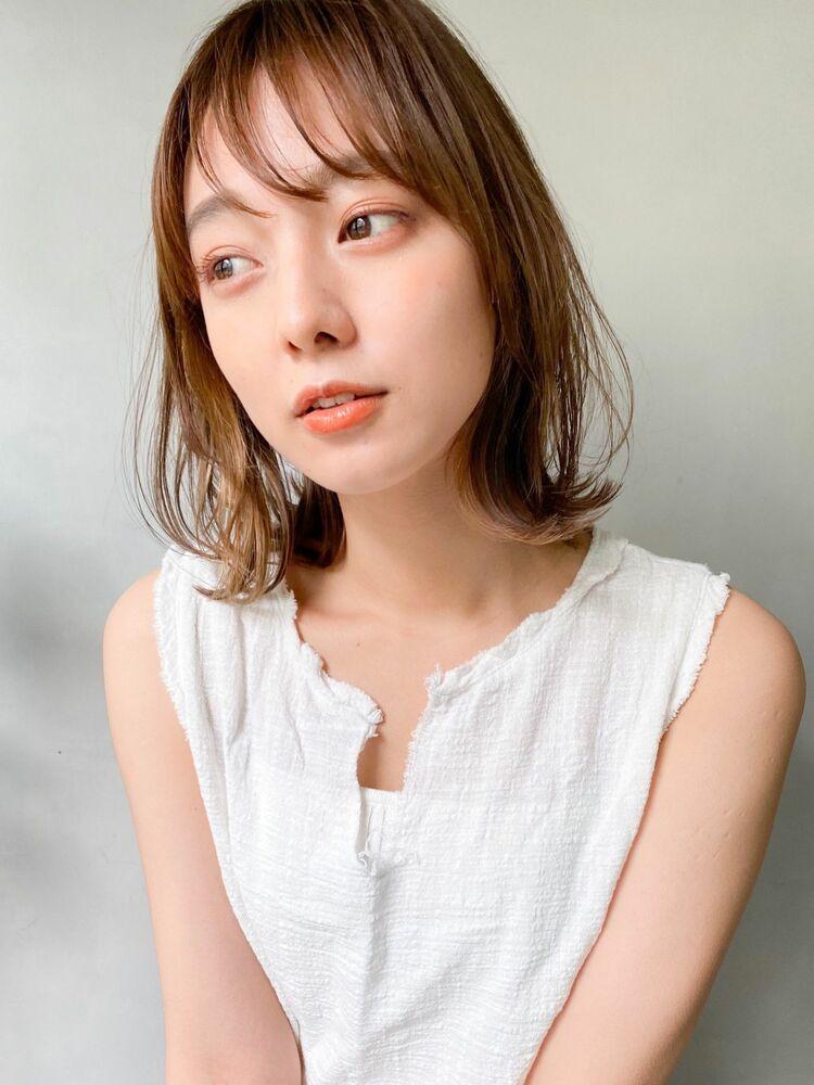 kyli表参道 金子颯汰*大人かわいいくびれウルフカット