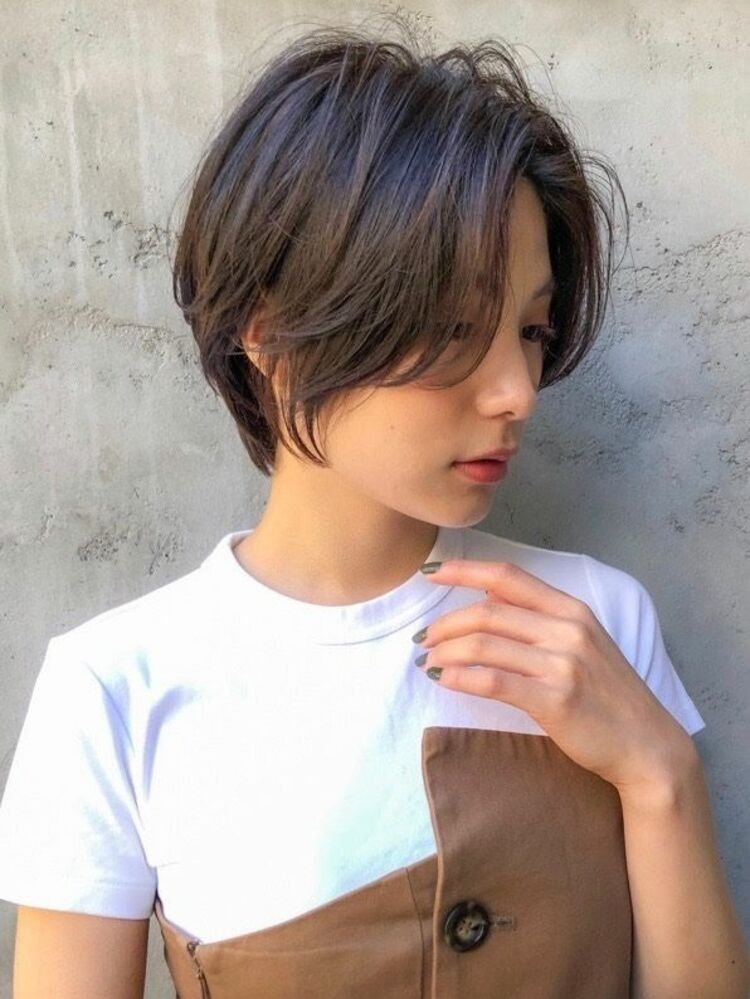 dydi表参道 金子颯汰*小顔効果♪ふんわり美髪前下がりショートボブ♪