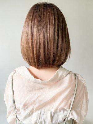 kyli表参道 似合わせ小顔カット秋の大人可愛いヘア