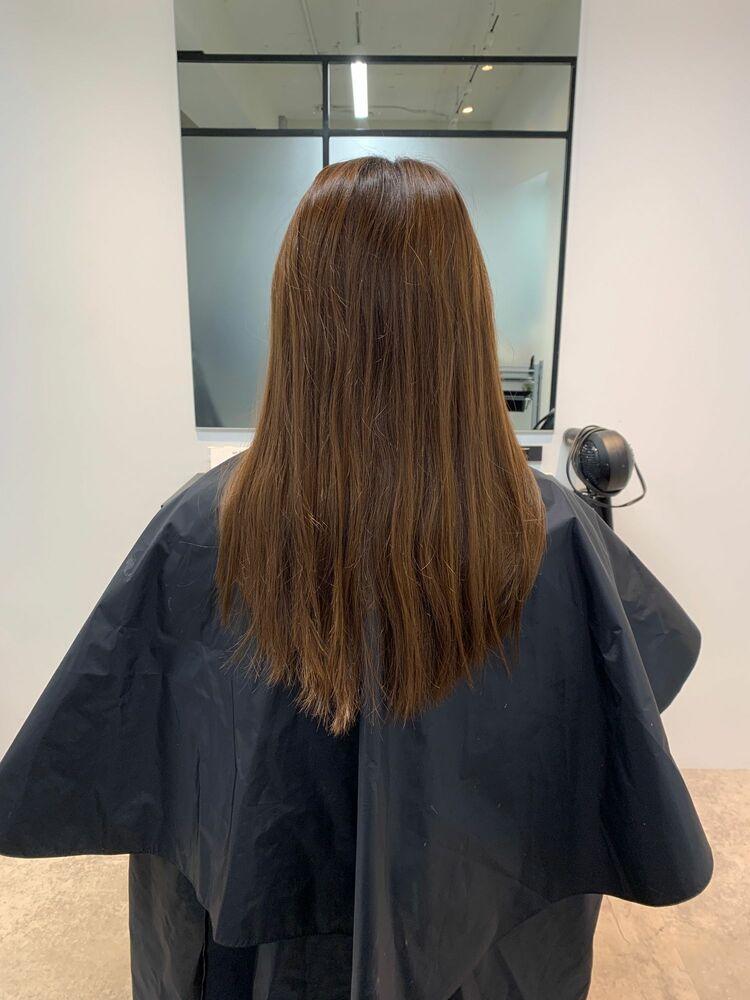 髪質改善!艶々メニュー