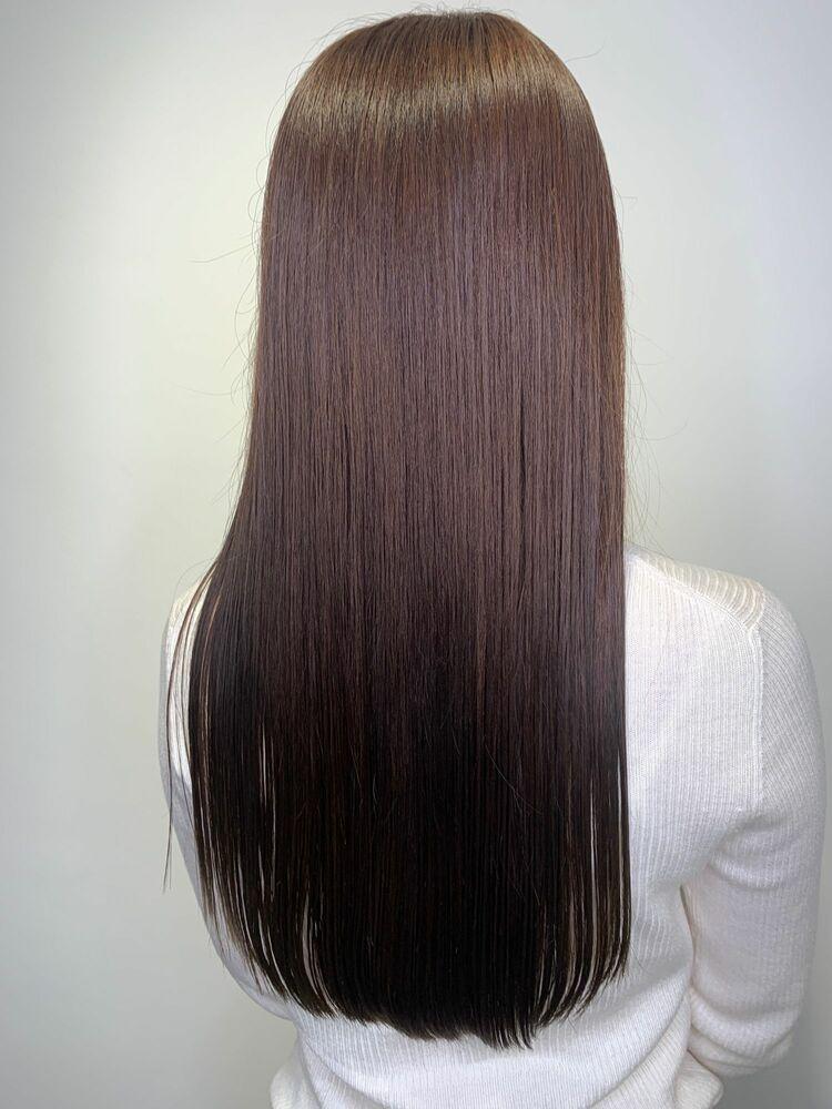 究極の艶髪