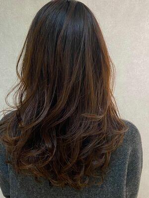 髪質改善リアルパーマ