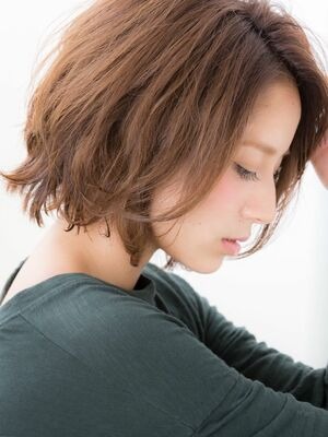 髪質改善でかけるパーマ