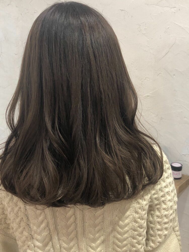大人可愛い / beige color