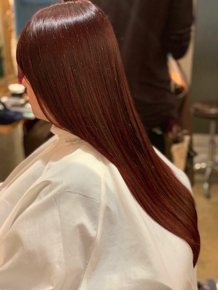美髪〜髪質改善