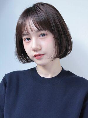 [中村 マサアキ]美人スリークボブ☆