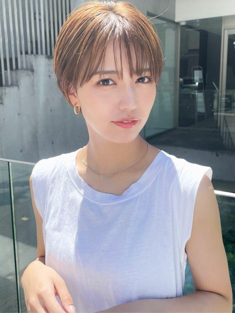 [中村マサアキ]大人のマッシュショート☆
