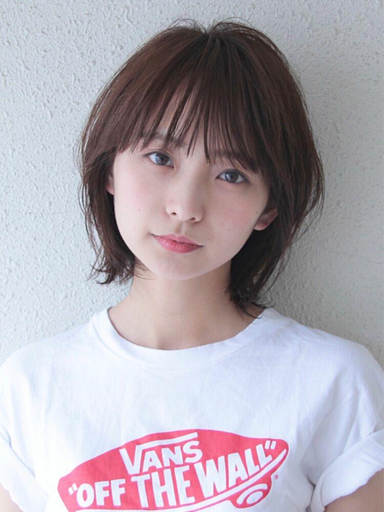 [中村マサアキ]ウルフボブ☆