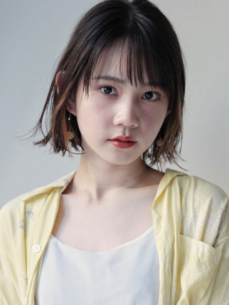 [中村マサアキ]もみライトの外ハネボブ☆