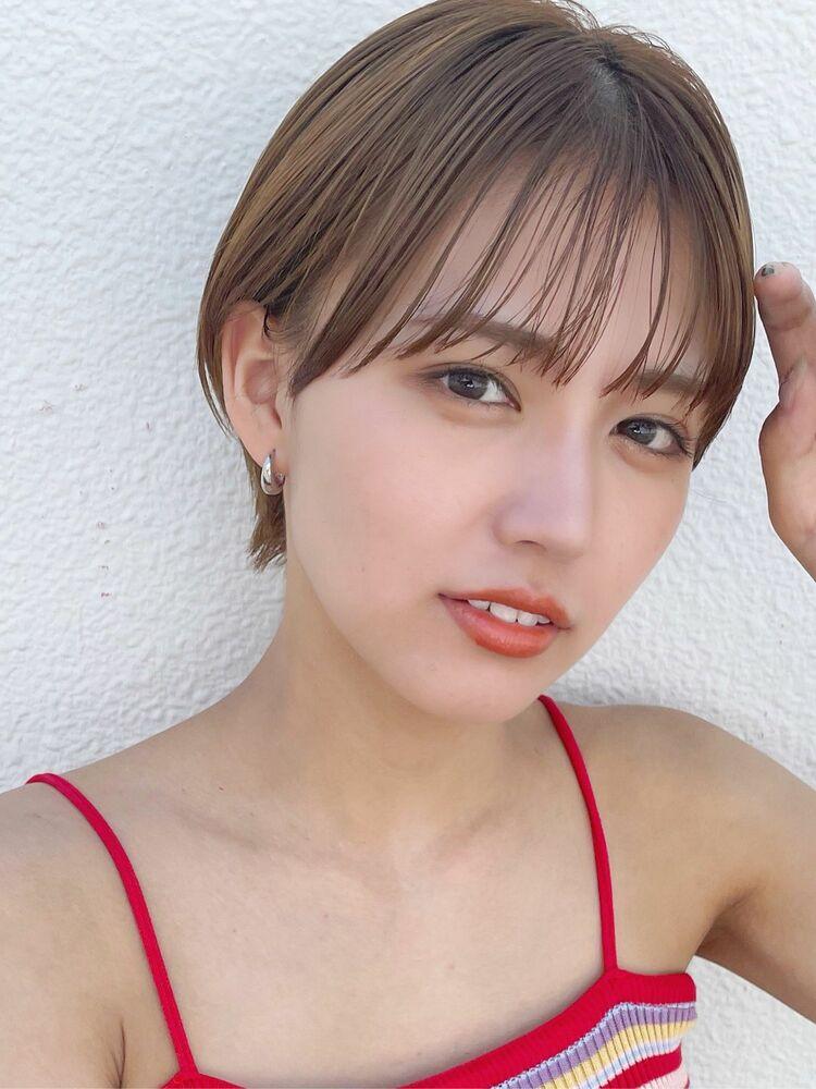[中村マサアキ]夏のマッシュショート☆