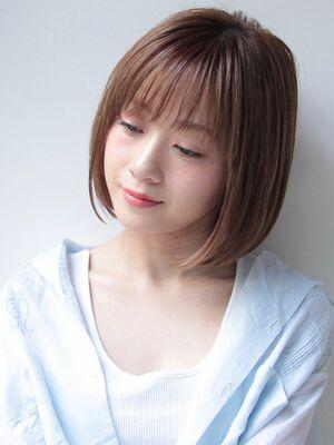[中村マサアキ]色気感じるボブ☆
