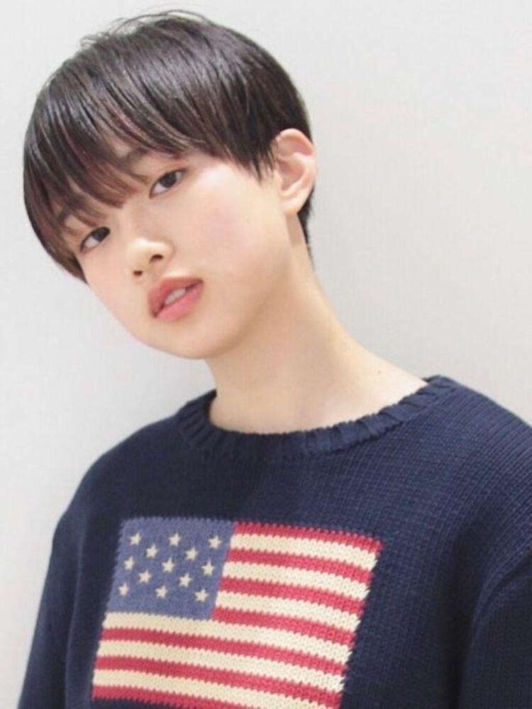 [中村マサアキ]ナチュラルなマッシュショート☆