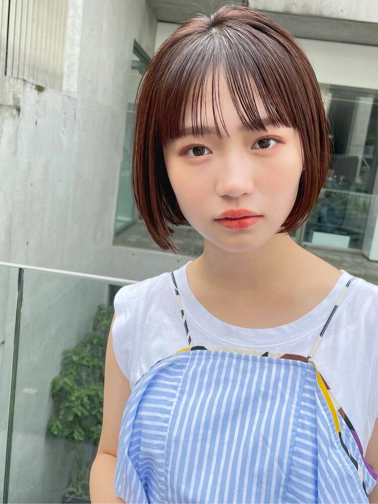 中村マサアキ]コンパクトボブ☆