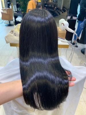 天使の輪トリートメント 髪質改善