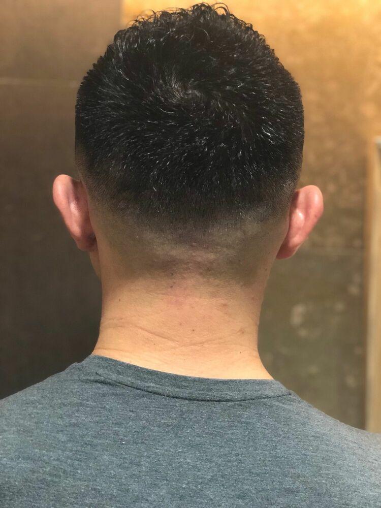 極上の短髪