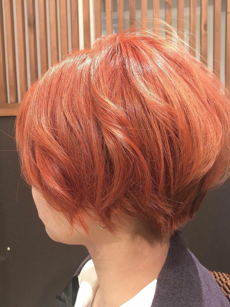 フレッシュオレンジカラー♪
