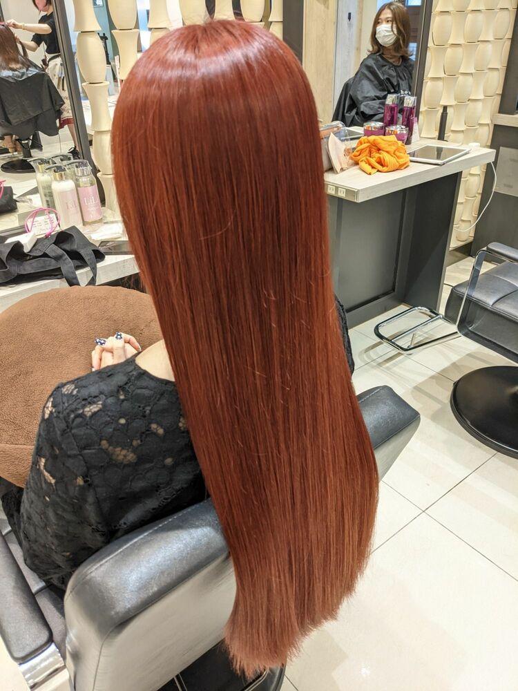 20代30代40代 髪質改善ケアブリーチで大人かわいいピンク系に◎ブリーチなしでも最大限対応します♪