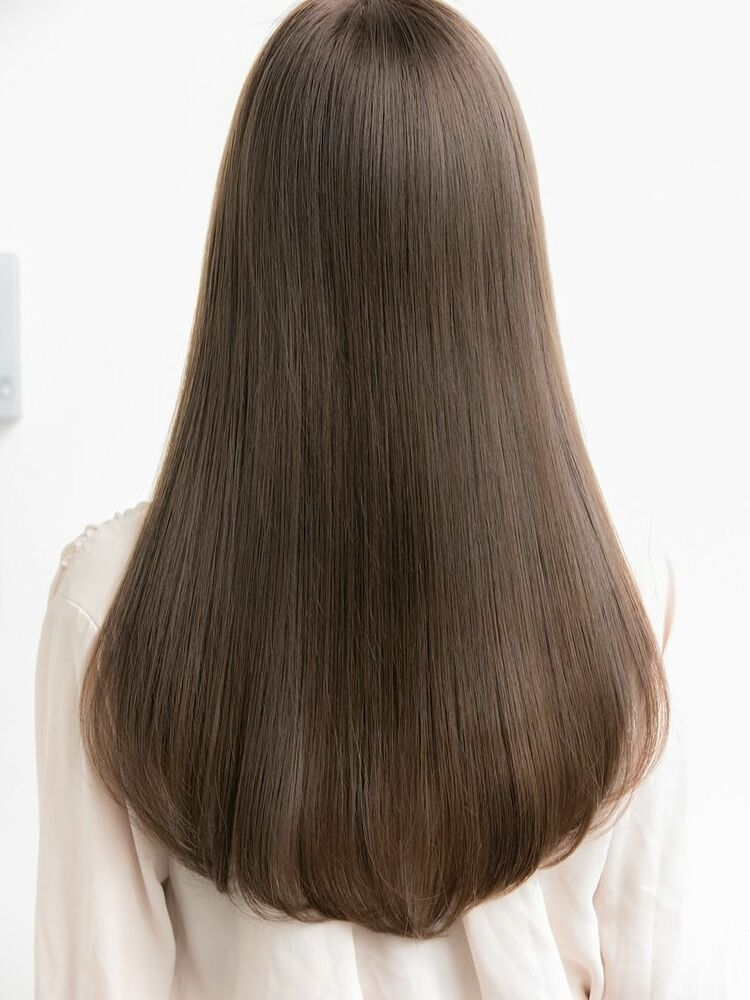 ☆髪質改善ケアストレート×オージュアトリートメント☆ソムリエによるカウンセリングでお悩み解消♪