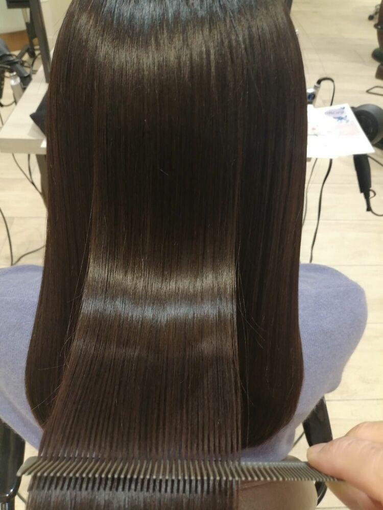 ☆髪質改善で髪を今以上に美しくさせます☆