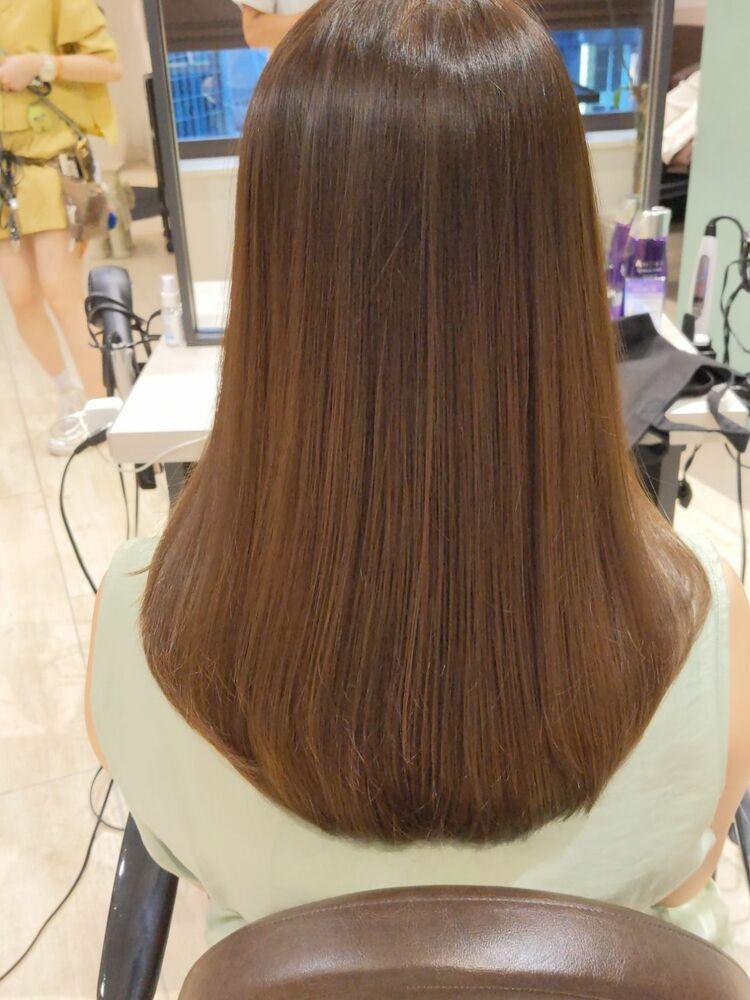 20代30代40代 髪質改善酸熱トリートメントで大人キレイ◎ハイダメージ、ブリーチ毛にも対応します♪