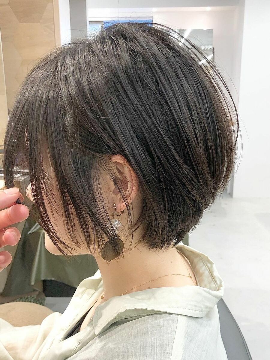 ヘアスタイルは美容師によるカットバランス・お家での少しのスタイリングで絶対可愛くなる