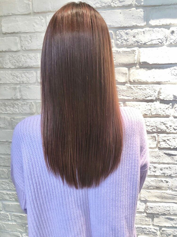 銀座MINX鈴木/銀座一丁目徒歩1分Instagram→@su_takanoriカラー×髪質改善