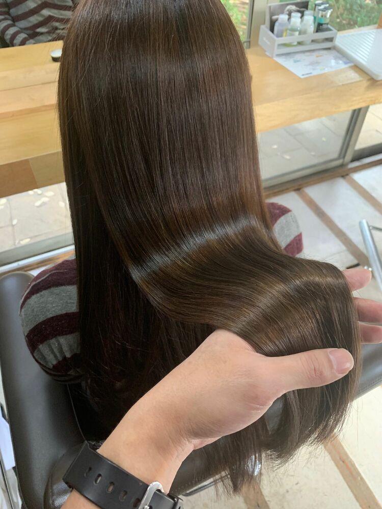 髪質改善トリートメント*