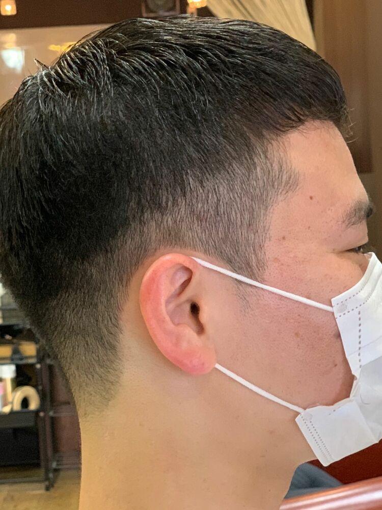 夏におすすめ!モンキーボウズ 武蔵新城美容室EGOメンズカット松波光男