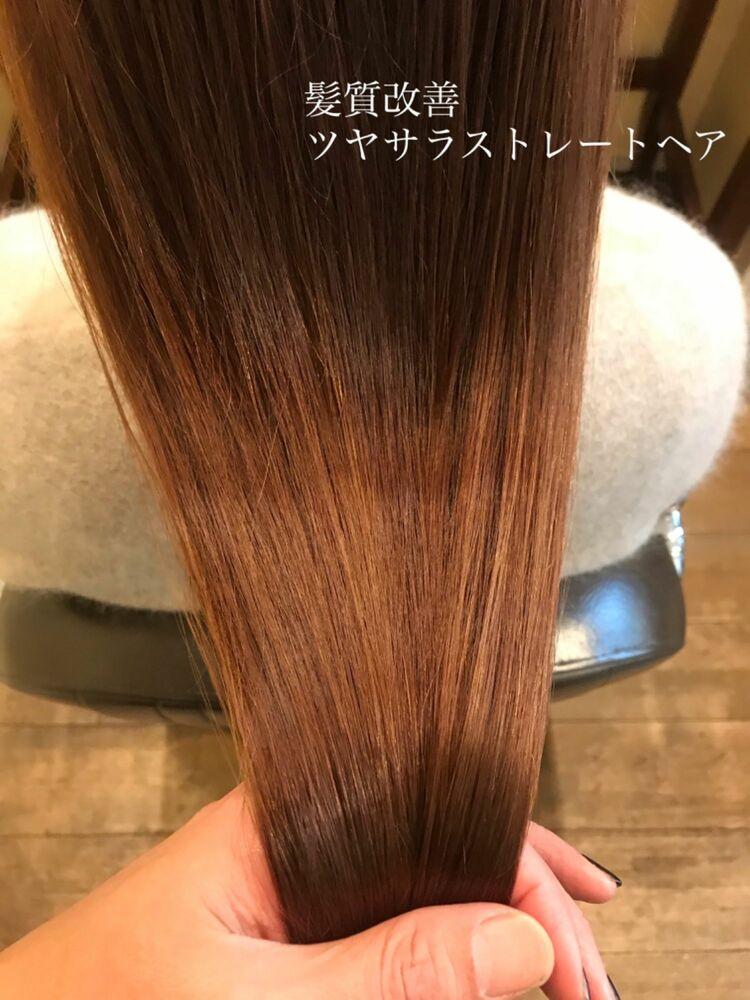 ohana omotesando / 髪質改善ケラチントリートメント×TOKIOトリートメント