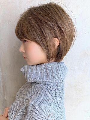 ◆大人かわいい 小顔 ショートボブ ショートヘア 20代30代40代