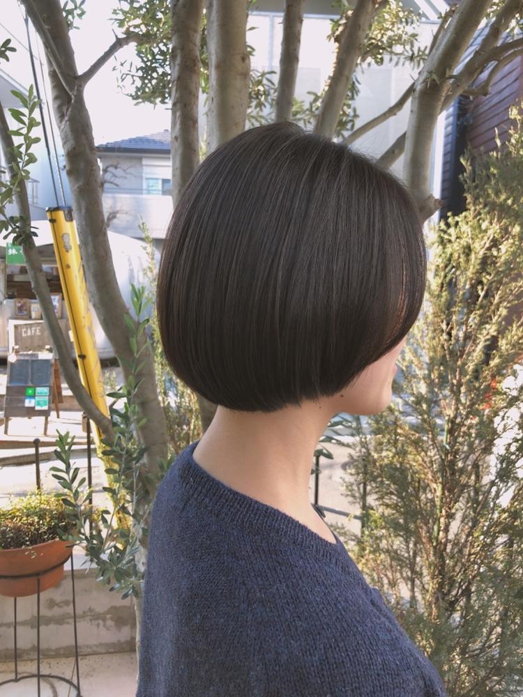 fiorista 表参道駅徒歩3分小顔ショート