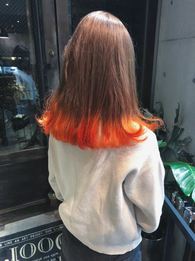 orange×gradation  〜guest snap〜