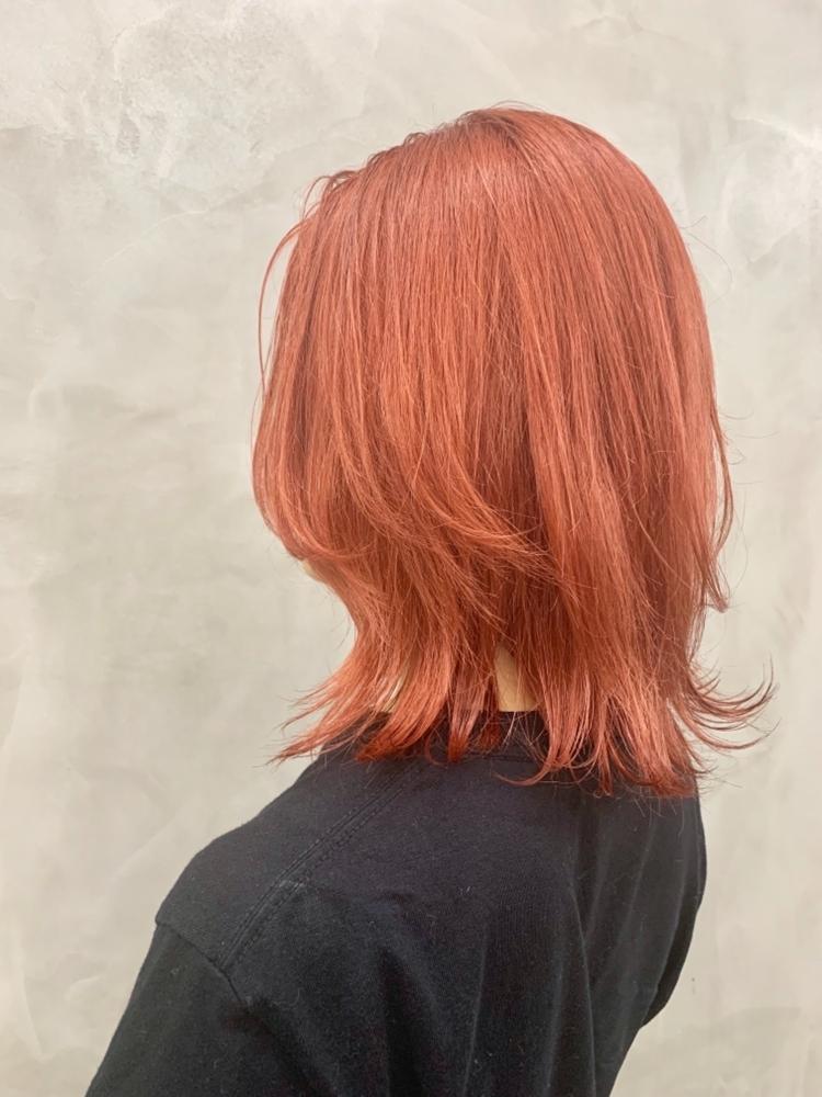 コーラルオレンジ*