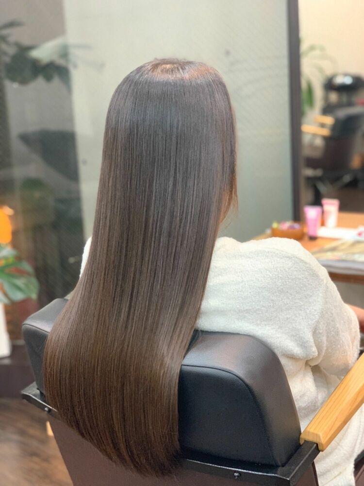 美髪チャージ(髪質改善)サイエンスアクアカラー