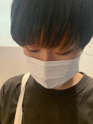 前髪インナー/フェイスフレーミング