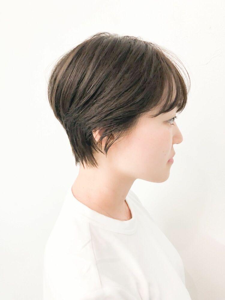 大人の美髪◎センシュアルショート
