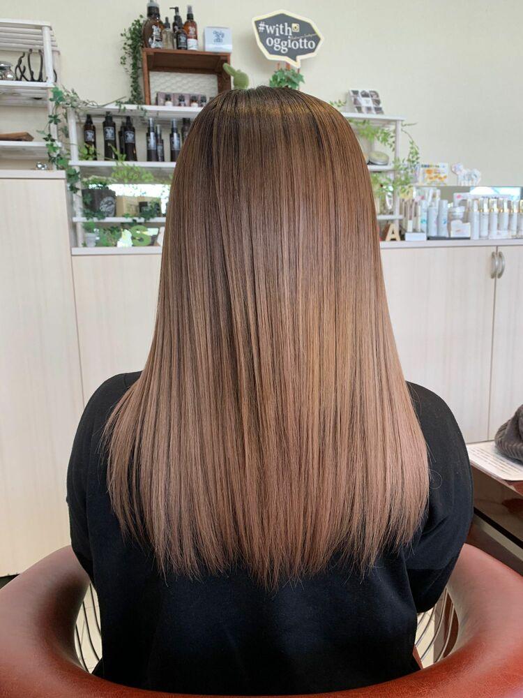 髪質改善オーダーメイドトリートメント