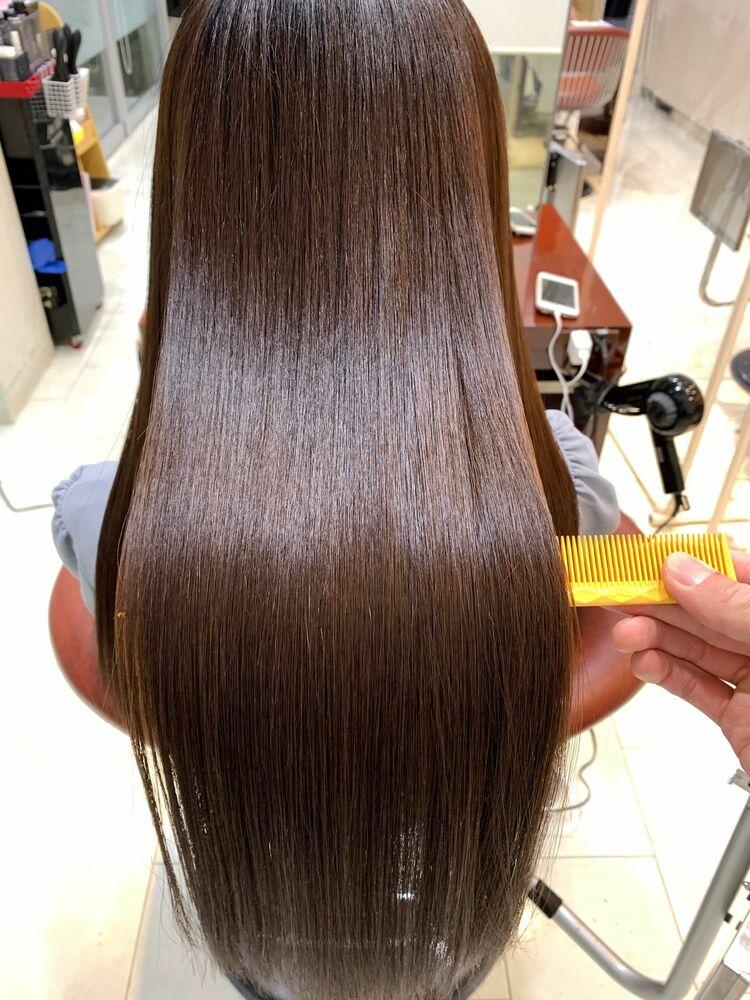 髪質改善オーダーメイド酸熱トリートメント