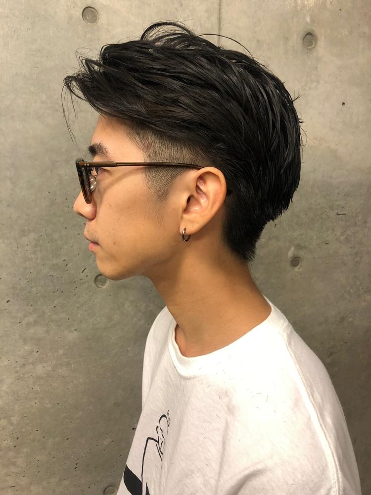 『assort tokyo』かきあげルードマッシュ 表参道駅徒歩15分外苑前駅徒歩3分